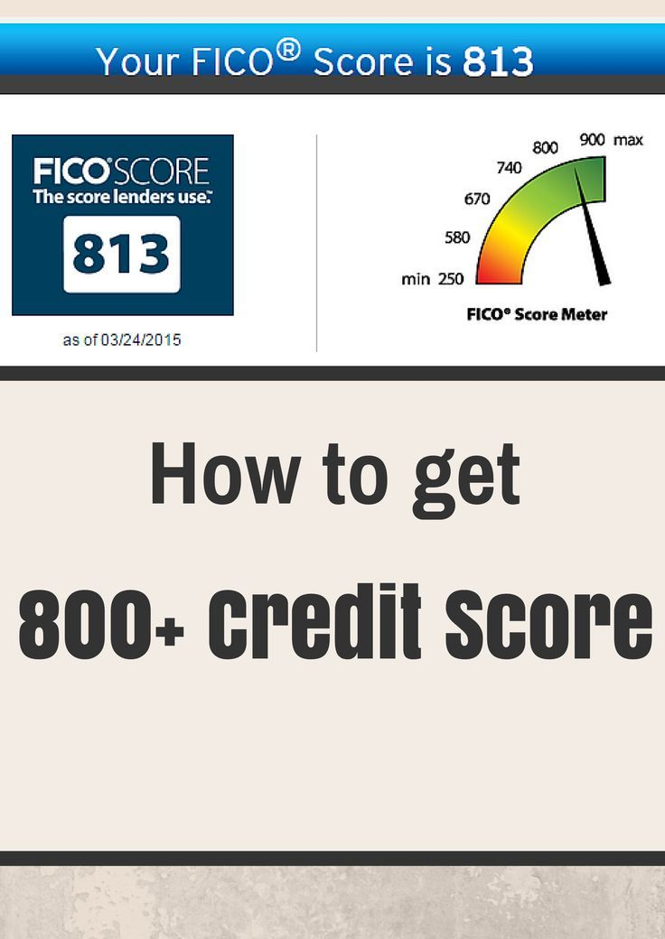 My Credit Score >> How My Credit Score Reached 813 Credit Score Credit Score Best