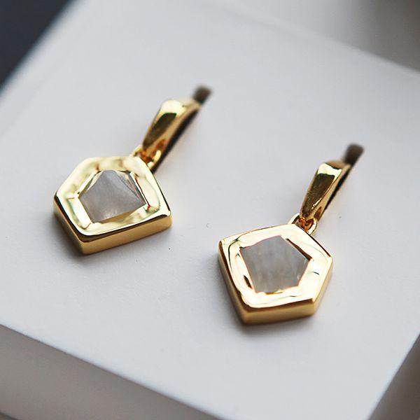 Gold Petra Ring Moonstone Monica Vinader WmNnrrKI5