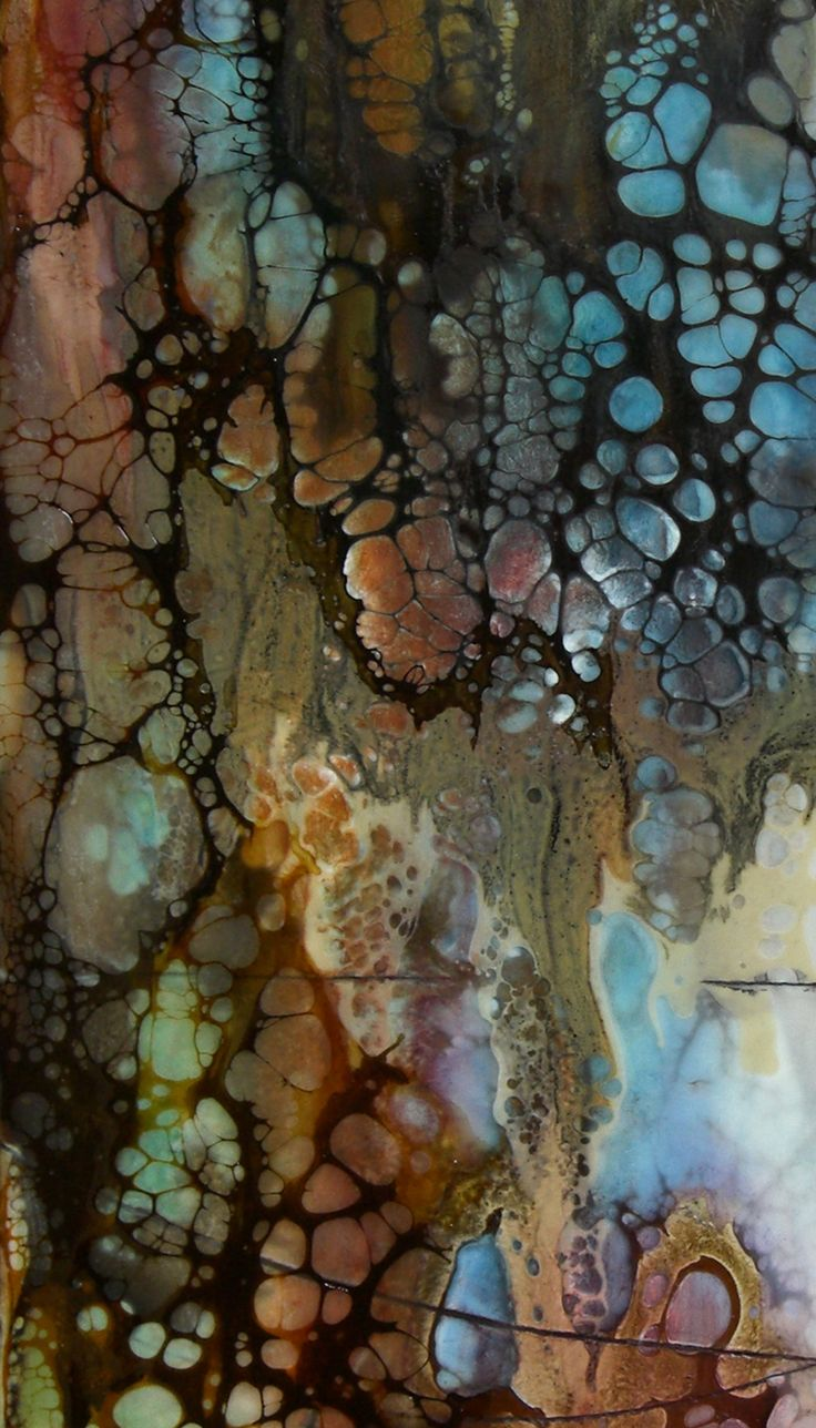Detail from Geode II, by Alicia Tormey
