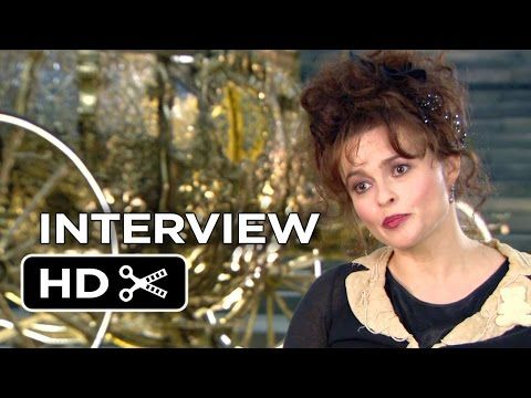 Cinderella Interview - Helena Bonham Carter (2015) - Lily James, Hayley Atwell Movie HD - http://www.blurayflix.com/cinderella-interview-helena-bonham-carter-2015-lily-james-hayley-atwell-movie-hd/