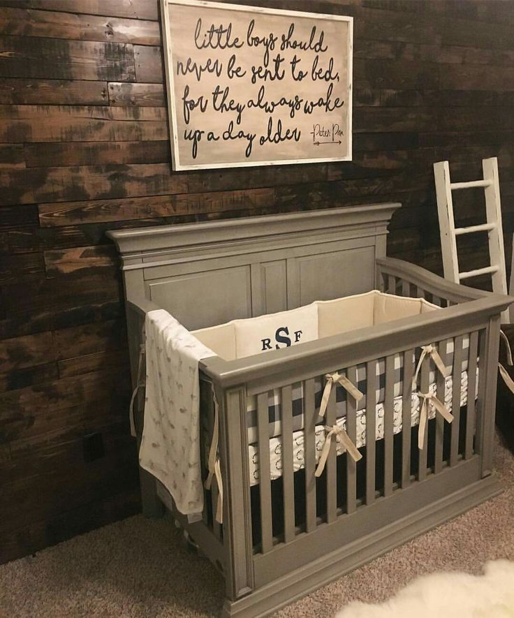 Perfect nursery  nursery for baby boy