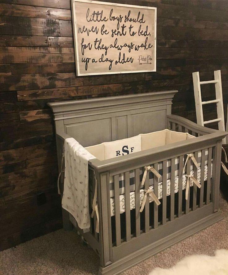 Perfect nursery  nursery for baby boy