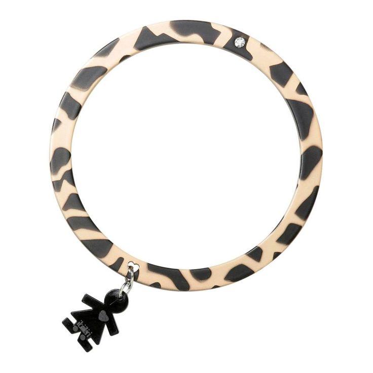 Link shop online: http://www.blomming.com/mm/kirafashionshop/items/bracciale-passion-blange-birikini-con-ciondolo-verniciato-a-mano-a-fantasia