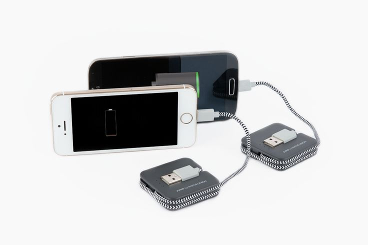 The Jump Cable: 2-in-1 Backup Battery and Power Cord - The Photojojo Store!