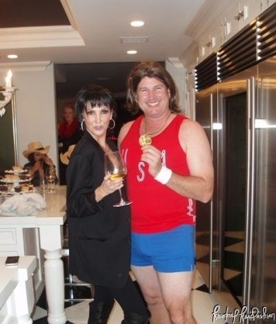 Bruce & Kris Jenner | 29 Hilarious Couples Halloween Costumes