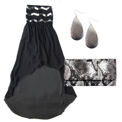 Gordmans black dresses