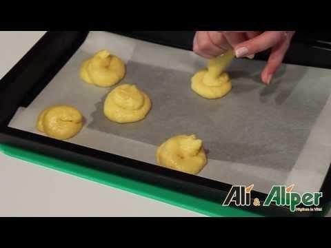 Bignè al formaggio con pere e bresaola - Alì Supermercati - Alìper Ipermercati