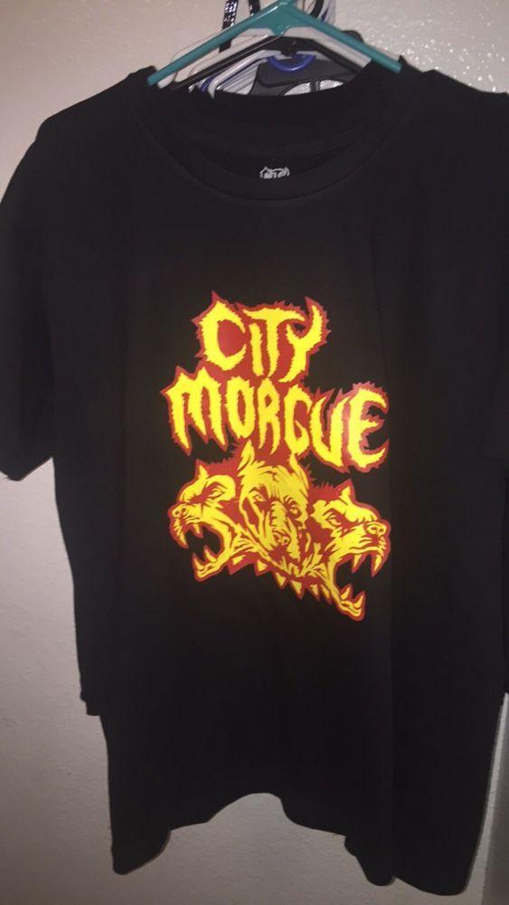 787b6d93b334 CITY MORGUE T-Shirt  fashion  clothing  shoes  accessories  mensclothing
