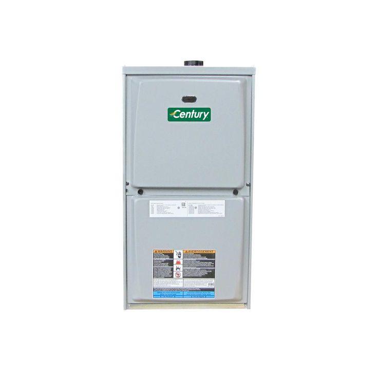 GUH Series 92% 110000 BTU Input and 104000 BTU Output Natural Gas Hot Air Furnace