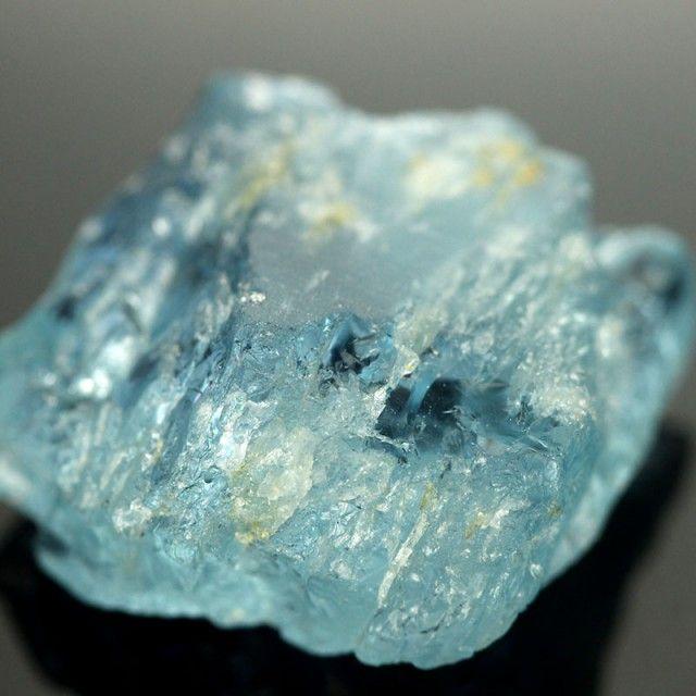 29.79cts Blue Aquamarine Rough - Facet Grade (RAQ43) | gemstones | aquamarine | rough gemstone | coloured gemstones
