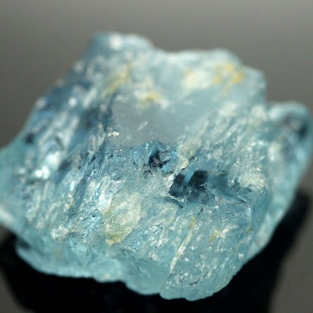 29.79cts Blue Aquamarine Rough - Facet Grade (RAQ43) | gemstones | aquamarine | rough gemstone | coloured gemstones
