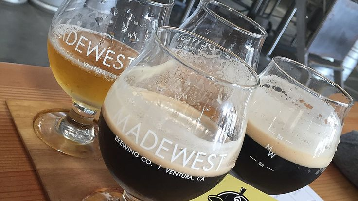 Brewery Tours Ventura County