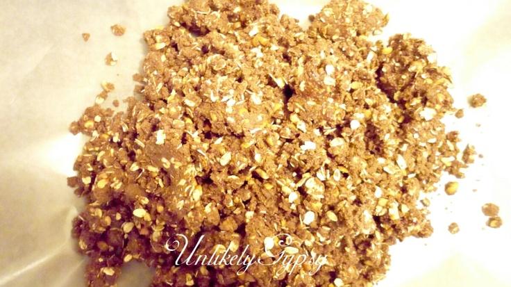 Peanut butter protein bars recipe