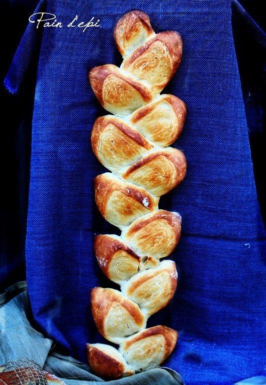 French Bakery ,''Pain d'epi''-pentru Inspiration food marathon,by Electrolux