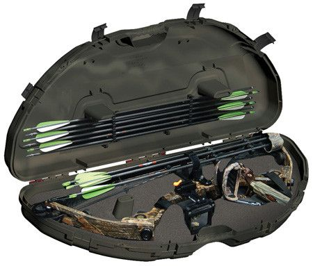 Plano Protector Compact Bow Case Camo 1110-99