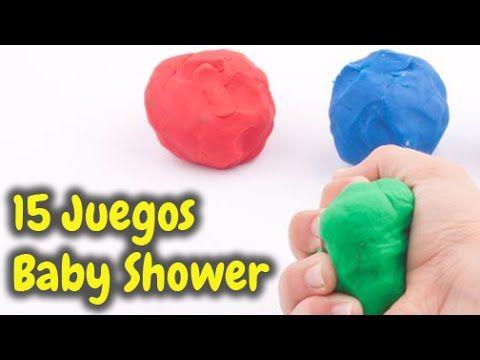 13 Juegos para Baby Shower modernos y muy divertidos HD + 4 Obsequios - YouTube