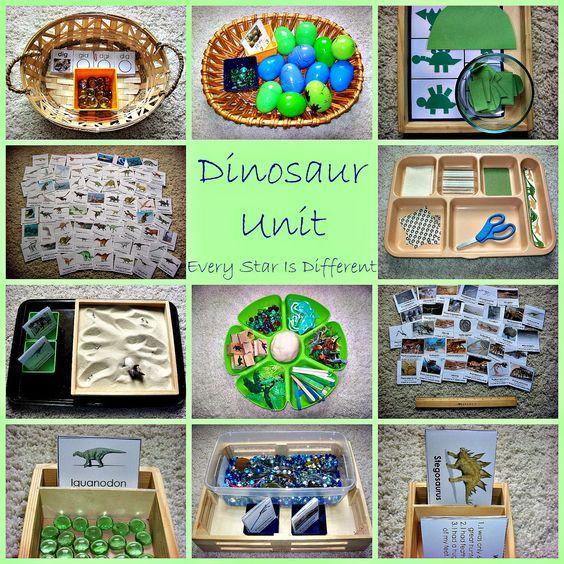 dinosaur unit w free printables homeschool ideas dinosaur classroom dinosaurs preschool. Black Bedroom Furniture Sets. Home Design Ideas