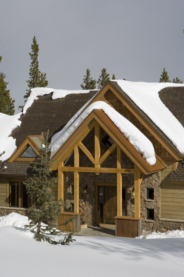 10 Images About Elegant Timber Frame Exteriors On