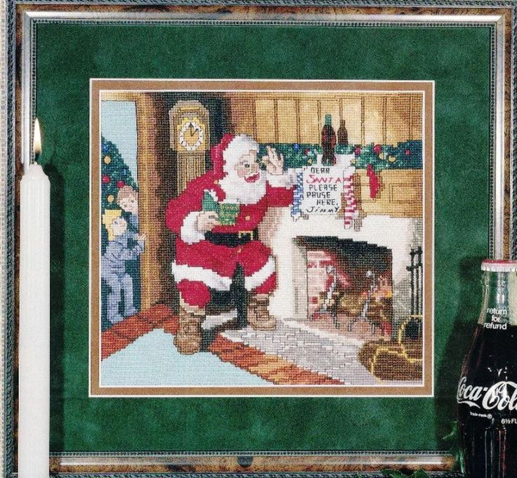 142 best all christmas crafts cross stitch embroidery knit for Charles craft christmas stockings