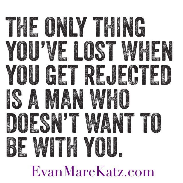 dating rejection