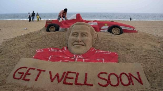 Fears grow F1 champion Schumacher could remain in persistent vegetative state - The Globe and Mail