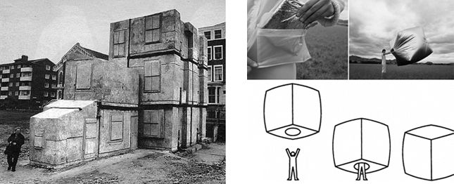 / Tezler / Modern Kültürde 'Ev' ve 'Evsizlik' Üzerine Bir Tez | E-Dergi, Sanat Tarihi