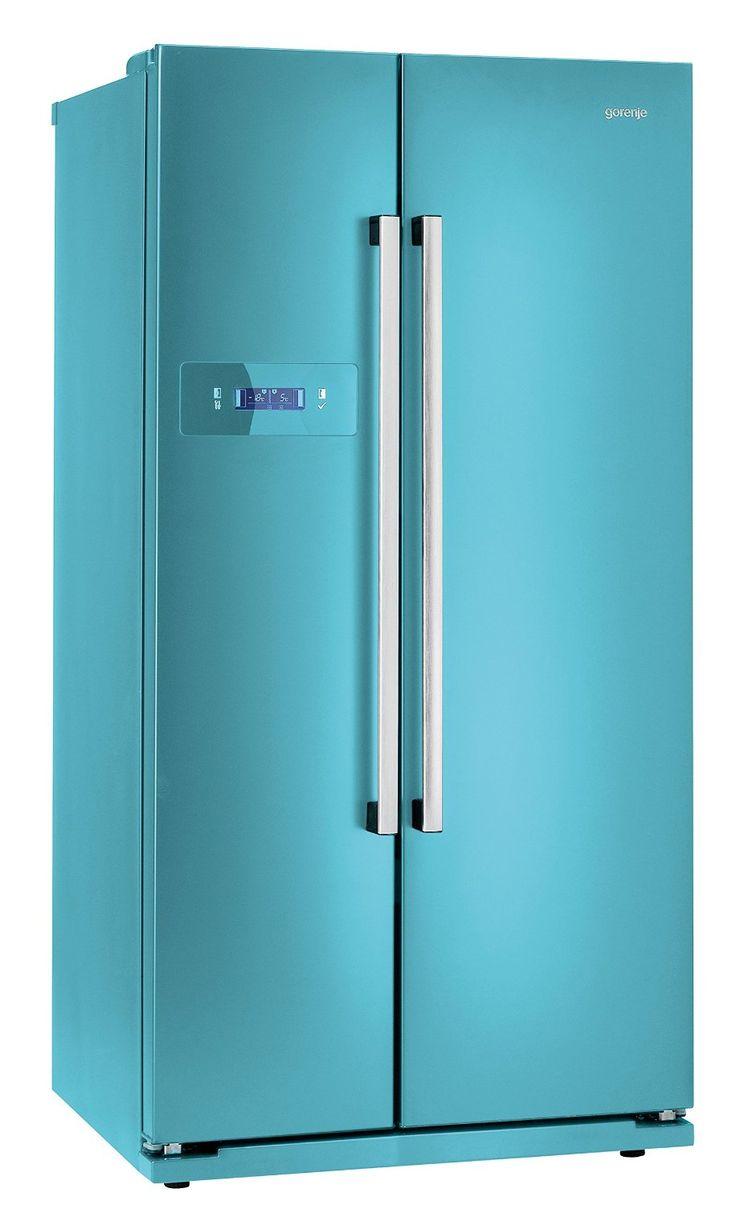 19 besten coole k hlschr nke cool fridge bilder auf pinterest elektro blau und heiser. Black Bedroom Furniture Sets. Home Design Ideas