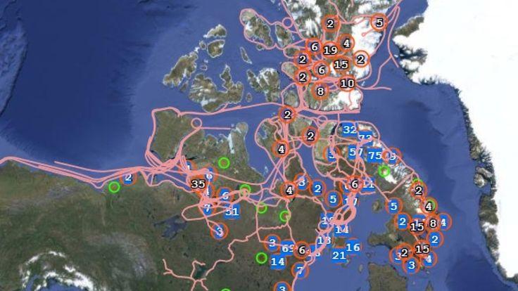 weather network nunavut cape dorset