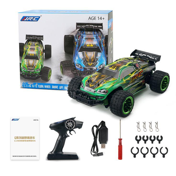 JJRC Q36 2.4G 4WD 1:26 30+km/h Rock Crawler Off-Road RC Car