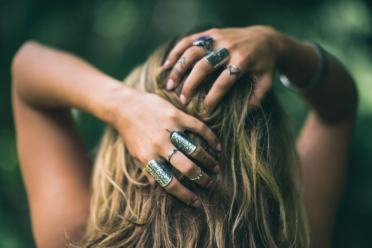 The Fifth Element Life Mandala Rings (shop via the link) #TFEL #style #ootd #boho #gypsy #witch #coven #bohemian #silver #ring #crystals #bridal #tattoos #handtattoos #mandala #mandalarings #jewellery #jewelry #handtattoo