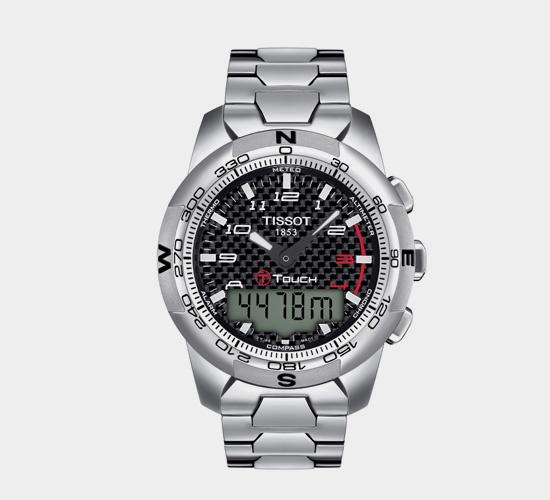 the best high tech watches tissot t touchtissot mens watchgents