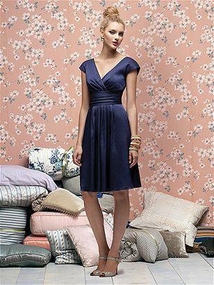 Lela Rose Bridesmaids Style LR166