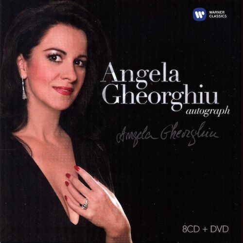 Recenzie: Angela Gheorghiu – Autograph