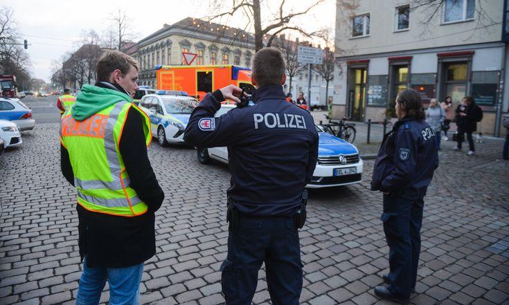FOX NEWS: German police looking for sender of suspicious package
