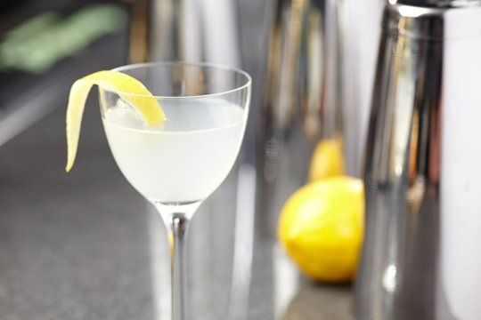 Tanqueray White Lady