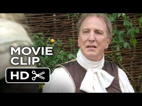 A Little Chaos Movie CLIP - Meeting of King Louis (2015) - Alan Rickman, Kate Winslet Movie HD - YouTube
