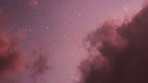 Steal The Moon With Images Pink Clouds Wallpaper Cloud