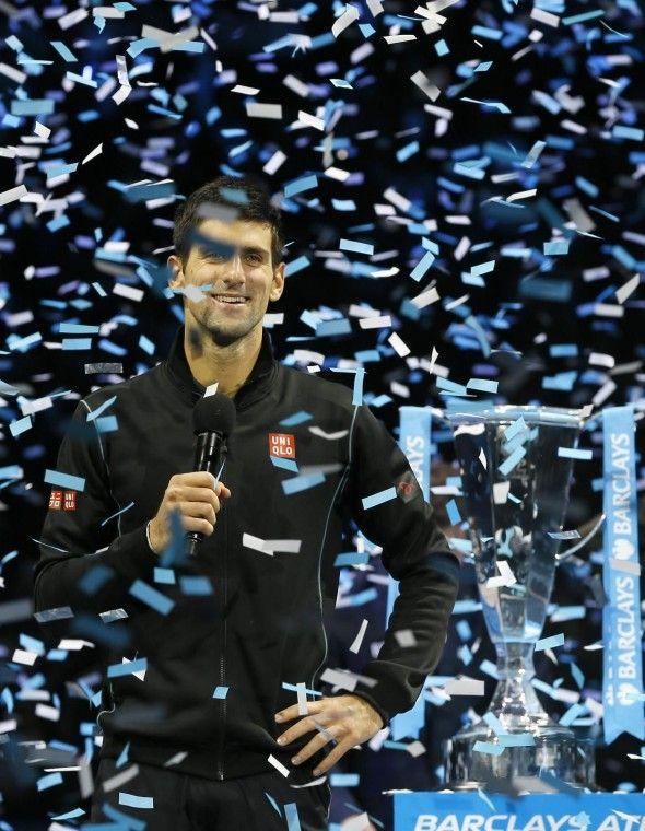 Champion WTF Finals London 2013
