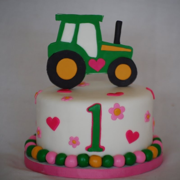 69 best Tractor Cakes images on Pinterest Tractor cakes Tractors