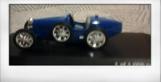 My die cast model