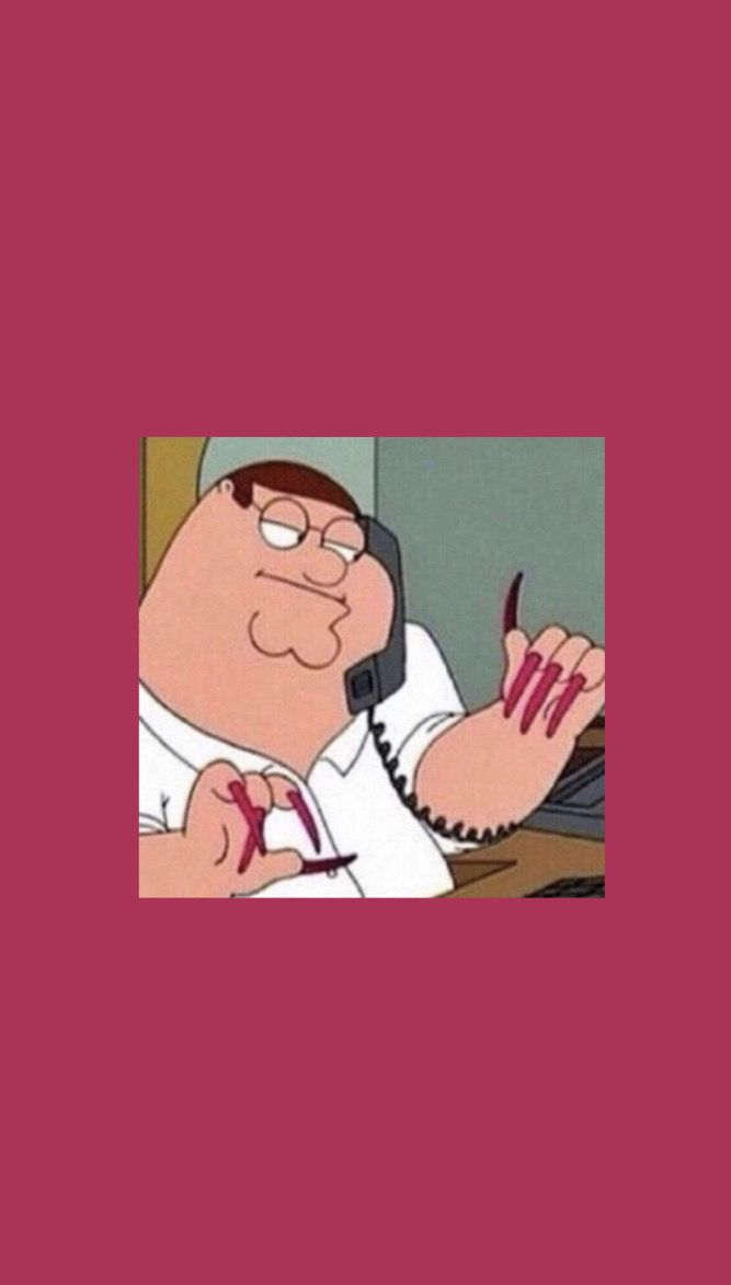 Peter Griffin Long Nails : peter, griffin, nails, Petergriffin, #nails, #purple, #wallpaper, Iphone, Wallpaper, Tumblr, Aesthetic,, Backgrounds,, Wallpapers