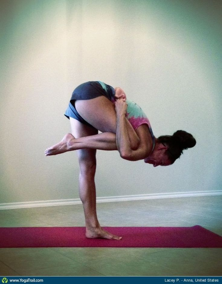 #Yoga Poses Around the World: Lacey P., in Anna, United States