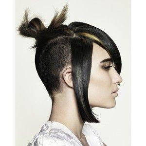 25 legjobb tlet a pinteresten a kvetkezvel kapcsolatban undercut ponytail girl google search urmus Images