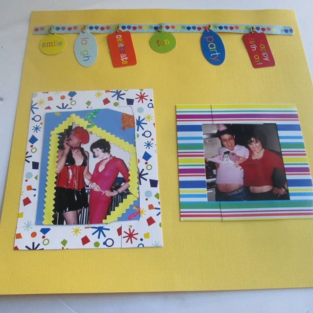 47 best My Scrapbooks (90\u0027s) images on Pinterest Guest books
