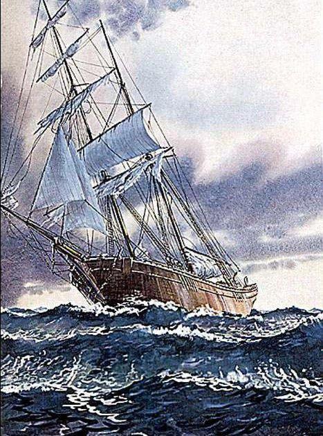 Inilah Tragedy misterius Mary Celeste  Pada tanggal 4 November 1872 berangkatlah kapal layar jenis square rigged dari pelabuhan New York menuju Italia. Kapal ini ditemukan pada 4 Desember 1872 oleh kapal Dei Gratia sedang dalam keadaan kosong tanpa ada penumpang satupun. Tidak ada tanda2 telah terjadi perompakan. Semua barang terlihat utuh rapi termasuk barang2 berharga. Satu2nya petunjuk yang tak berarti adalah catatan terakhir Kapten Kapal Benyamin Spooner Brigg. Di dalamnya hanya tertulis…