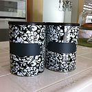 Fabulous Folger's Coffee Plastic Container Upcycle :: Hometalk