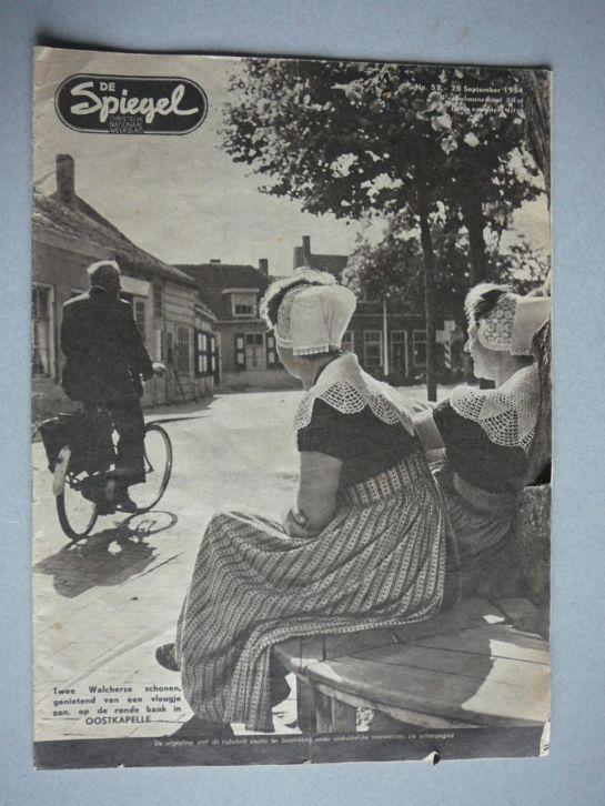 Weekblad Spiegel. Oostkapelle