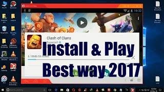 clash of clans for pc without bluestacks or andy