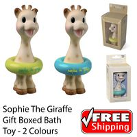 Sophie The Giraffe Gift Boxed Bath Toy