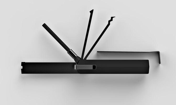 TIHK EvadeClip Lockpick Multi-Tool